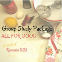 All for Good Group Bible Study Package